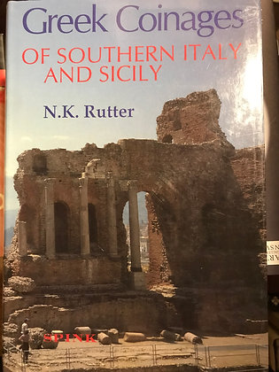 Greek Coinage of Southern Italy and Sicily