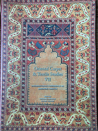 Oriental Carpet & Textile Studies VII, selected papers from ICOC X and XI