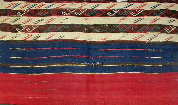 Anatolian tulu or sleeping rug