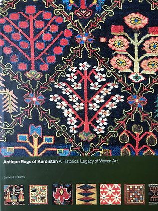 Antique Rugs of Kurdistan – A Historical Legacy of Woven Art