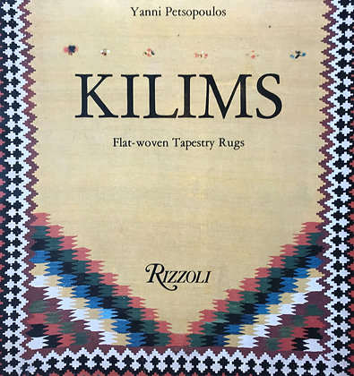 Kilims – Flat Woven Tapestry Rugs