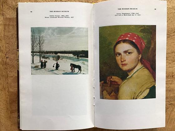 Art Museums of Leningrad