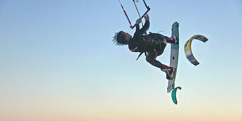Kitesurf Trick Clinic
