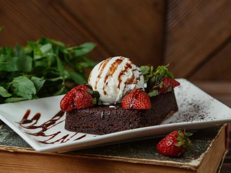 Birazcık Fit, Birazcık Kalorili: Akdenizli Brownie