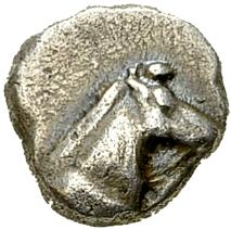 Ancient Greece – Kleitor, Arcadia, rare obol