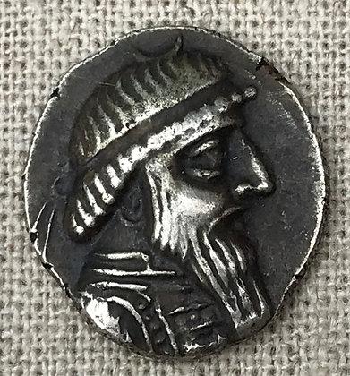 Kingdom of Persis. Vadfradad IV, Silver drachm. 2nd Century AD.