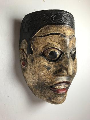 Indonesian dance mask