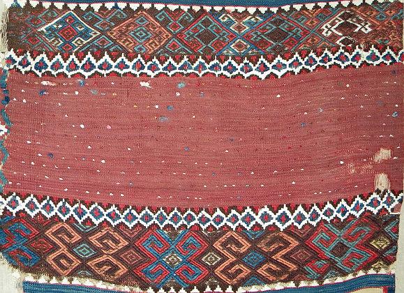 East Anatolian kilim fragment