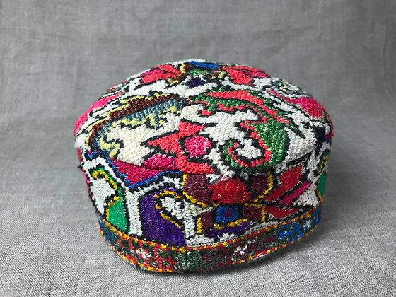 Uzbeki child's hat