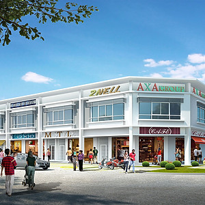 Rapid City Centre Sungai Rengit - Phase 2