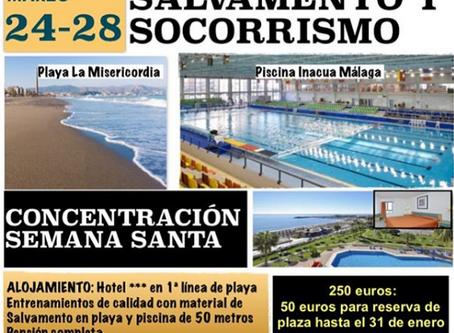 Campus Semana Santa Salvamento y Socorrismo - I Trofeo Costa del Sol
