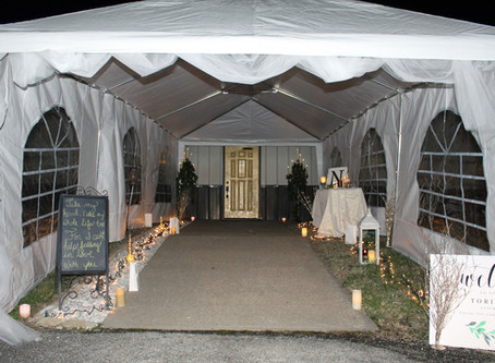 Holiday-Inspired Wedding