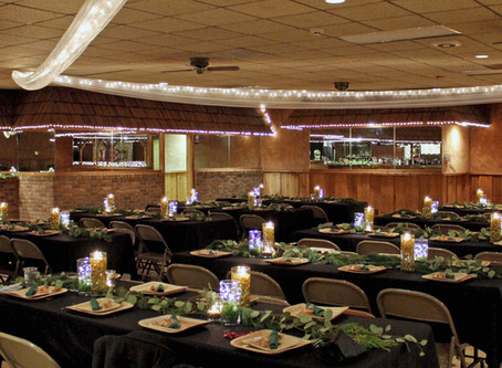 Elegant New Year's Eve Reception