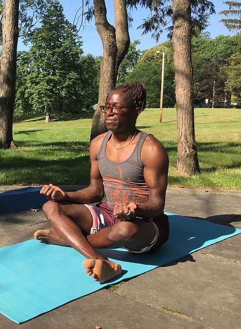 John Meditating.JPG