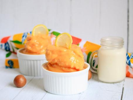 Papaya Nice Cream