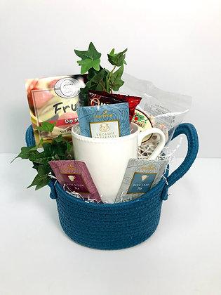 Spring Tea Gift Basket