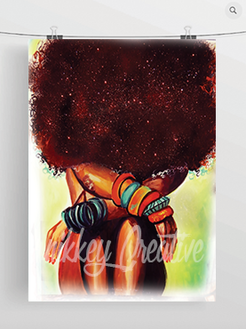 """""""FROS AND BANGLES"""" PHOTO PRINT"""