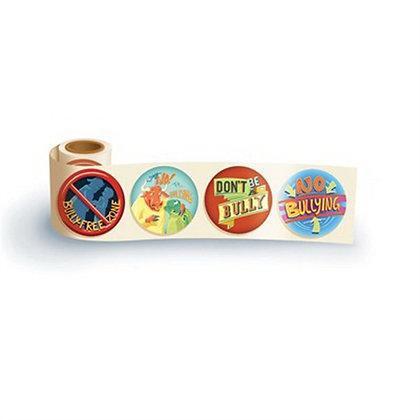 Fun Stickers™ - Bully-Free Zone