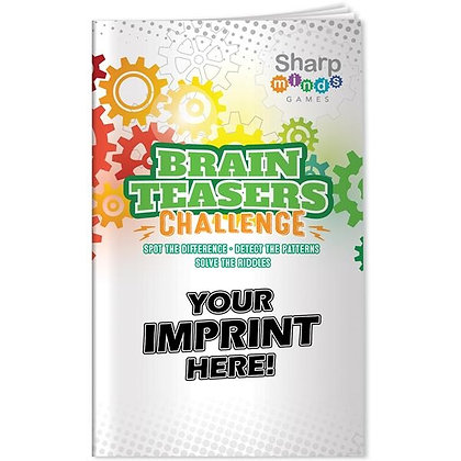 Sharp Minds™ - Brain Teasers Challenge