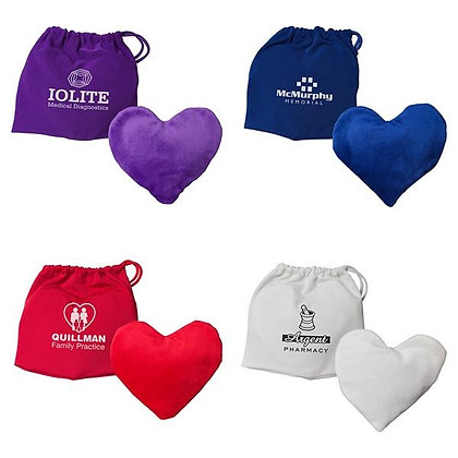 Microwave Heat Therapy Heart Shape Compress