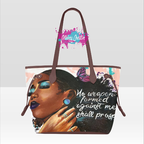 """ISAIAH 54:17""LIMITED EDITION TOTE BAG"