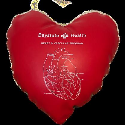 Healing Hearts Hospital Imprint Pillow