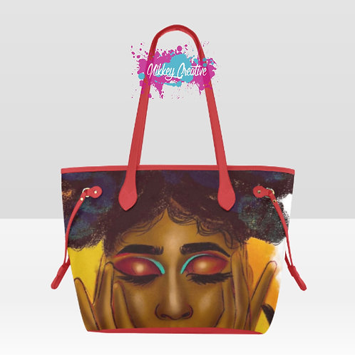 """""""PUFF QUEEN"""" LIMITED EDITION TOTE BAG"""