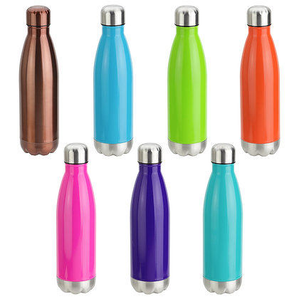 Prism Stainless Steel Water Bottle 17oz.