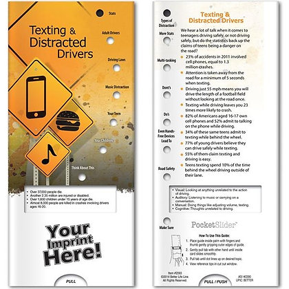 Pocket Slider™ - Texting & Distracted Drivers