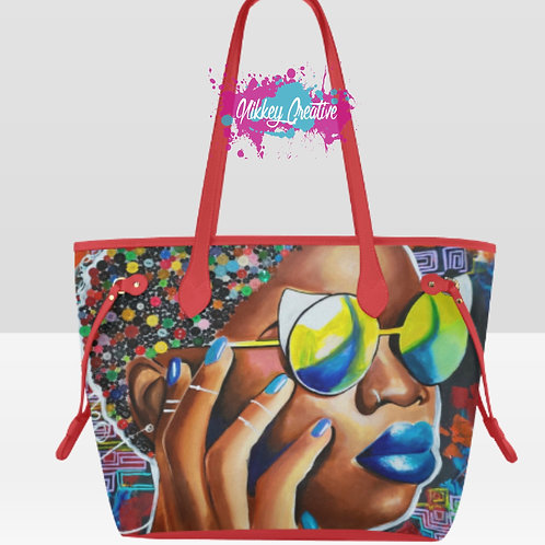 """CANDY COATED"" LIMITED EDITION TOTE BAG"