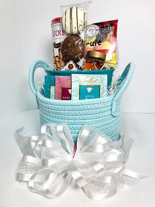 Dessert and Tea Mother's Day Basket