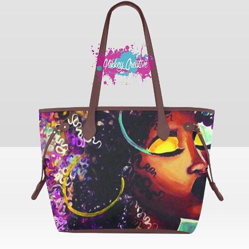 """""""CHOCOLATE QUEEN"""" LIMITED EDITION TOTE BAG"""