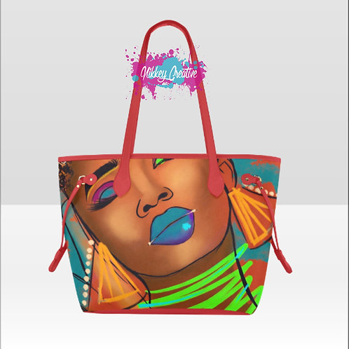 """CARNIVAL "" LIMITED EDITION TOTE BAG"