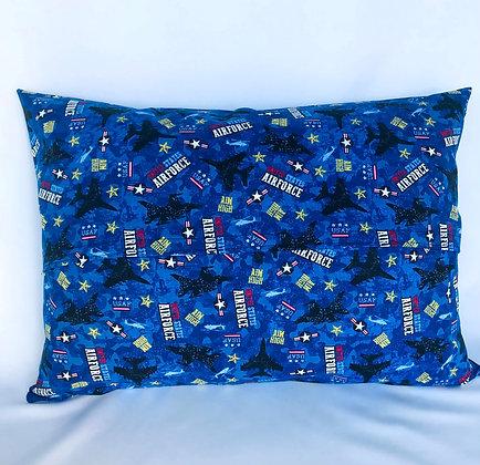 Air Force Healing Hearts Pillow