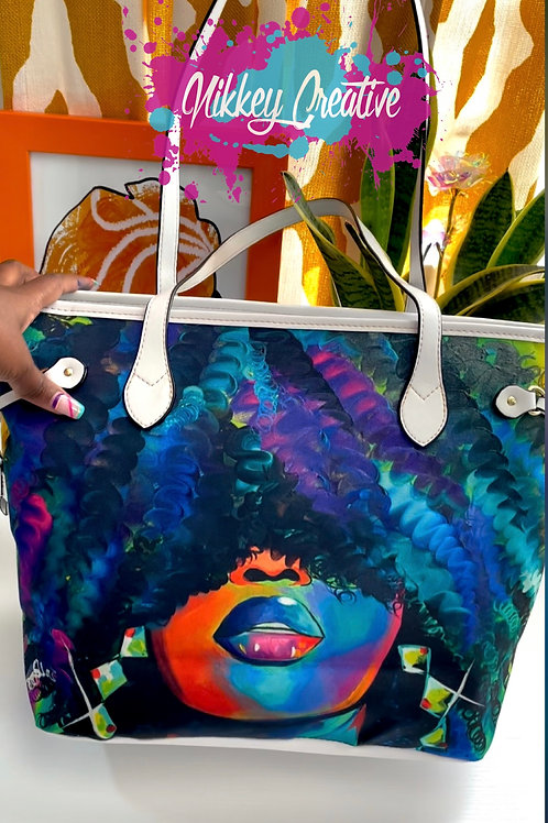 """""""FRO GIRL"""" LIMITED EDITION TOTE BAG"""