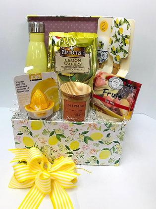 Lemon Mother's Day Basket