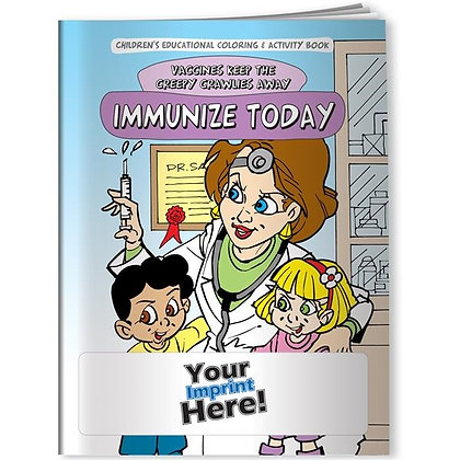 Coloring Book - Immunize Today