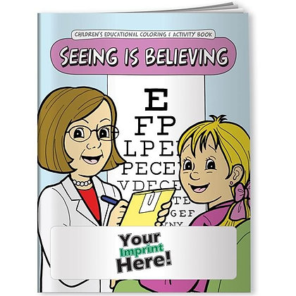 Coloring Book - Seeing is Believing