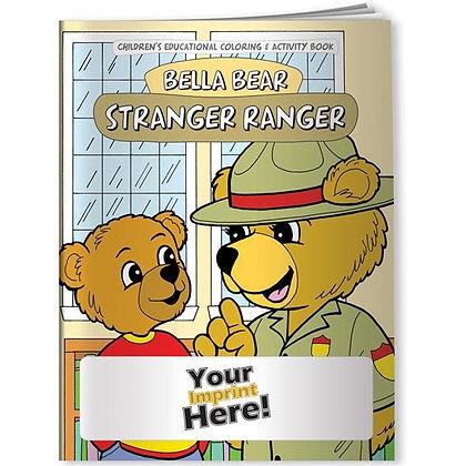 Coloring Book - Stranger Ranger