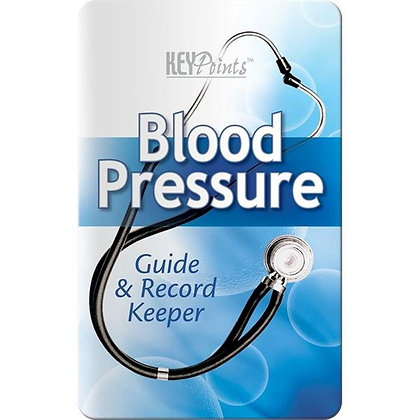 Key Points™ - Blood Pressure Guide
