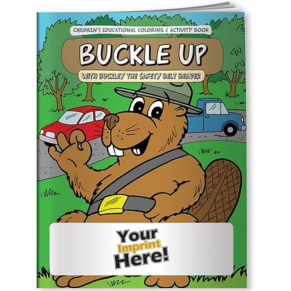 Coloring Book - Buckle Up