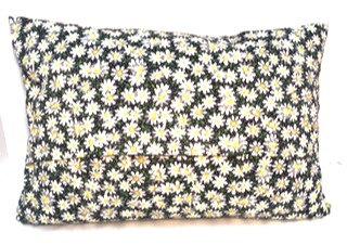 Daisy Print Heart Surgery Cough Pillow,
