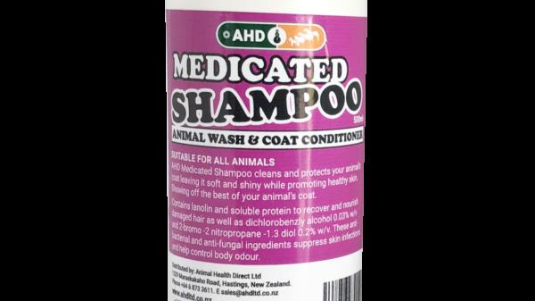 AHD Medicated Shampoo