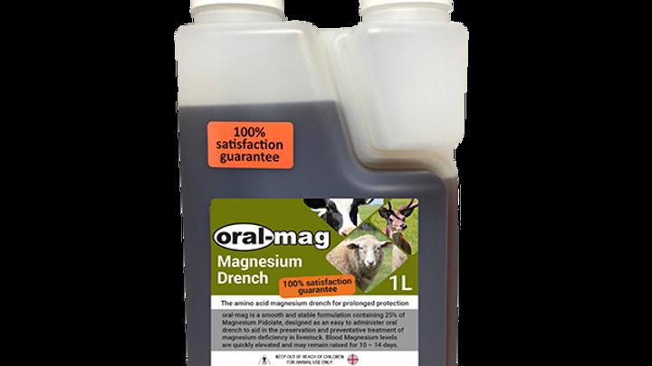 Equine Health Oral Mag