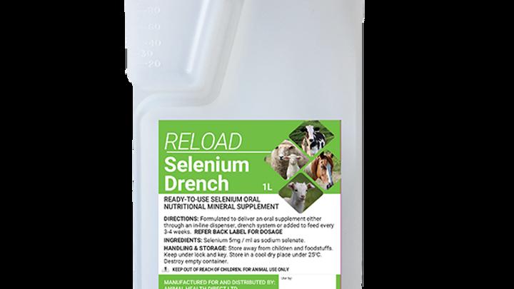 Reload Selenium Drench
