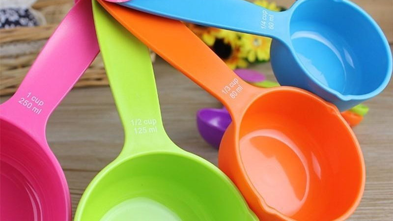 Measuring Spoons 5pcs/set