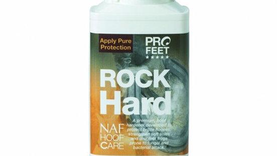 ROCK HARD HOOF HARDENER