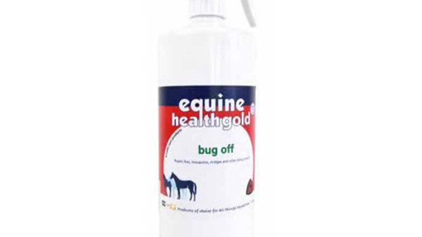 Equine Health Gold Bug Off