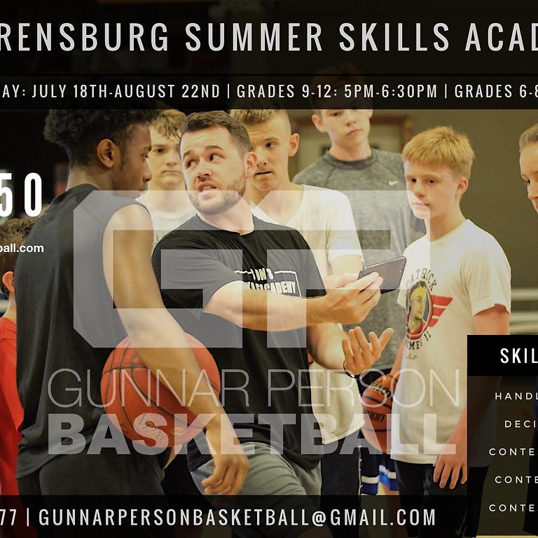 6th-8th Grade Warrensburg Summer Skills Academy