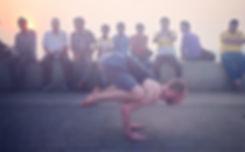 High On Yoga Berlin, Mateusz Iwulski, India
